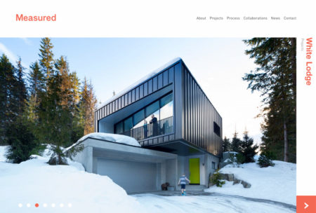 Measured Architecture